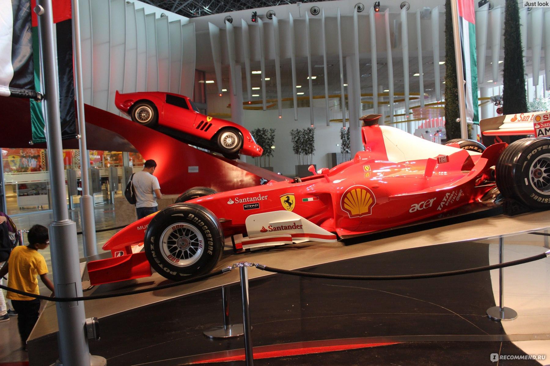 Ferrari обзор