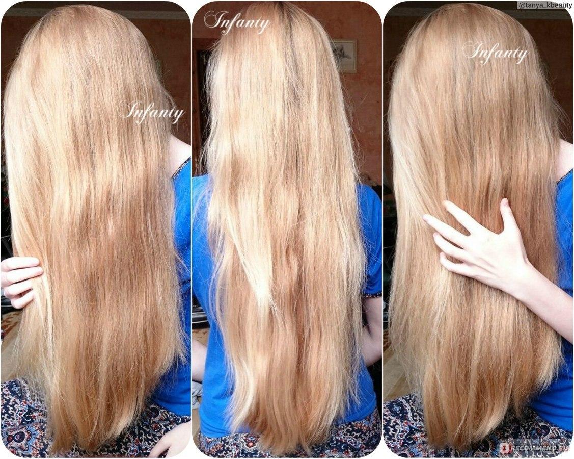 Волосы растут быстрее и гуще в домашних  1000
