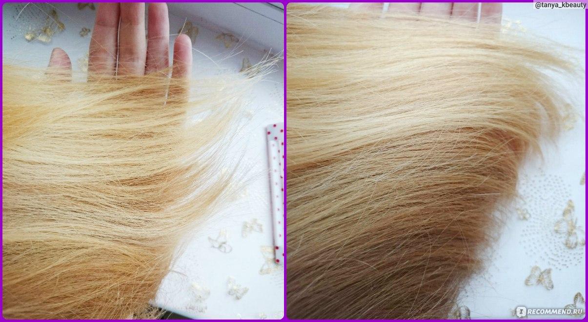 Как осветлить волос в домашних условиях перекисью водорода 666