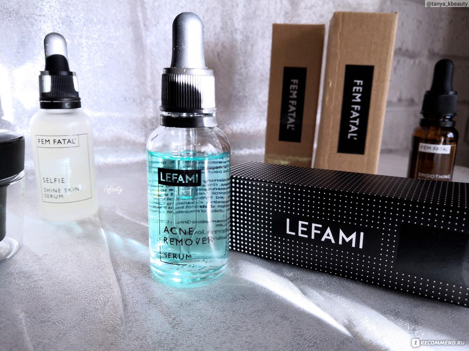 FEM FATAL' Acne Remover Serum - Infanty Beauty