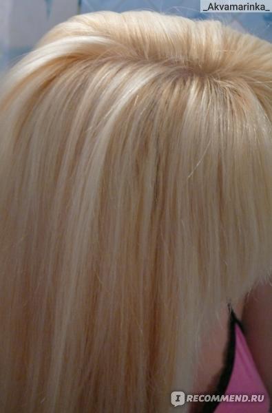 Жемчужный блондин цвет волос фото