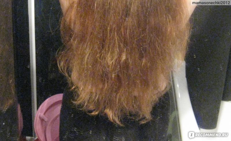 Маска для волос с химической завивкой отзывы