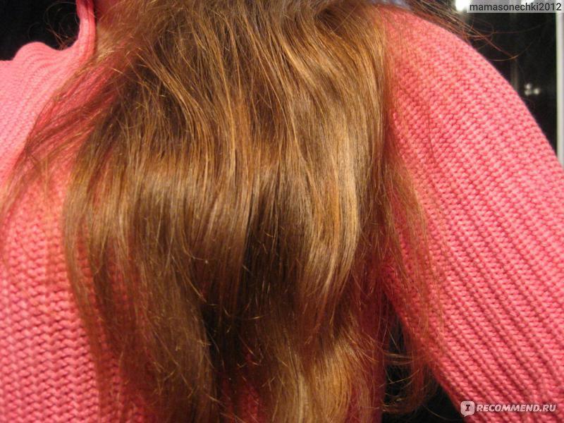 Технику восстановления волос