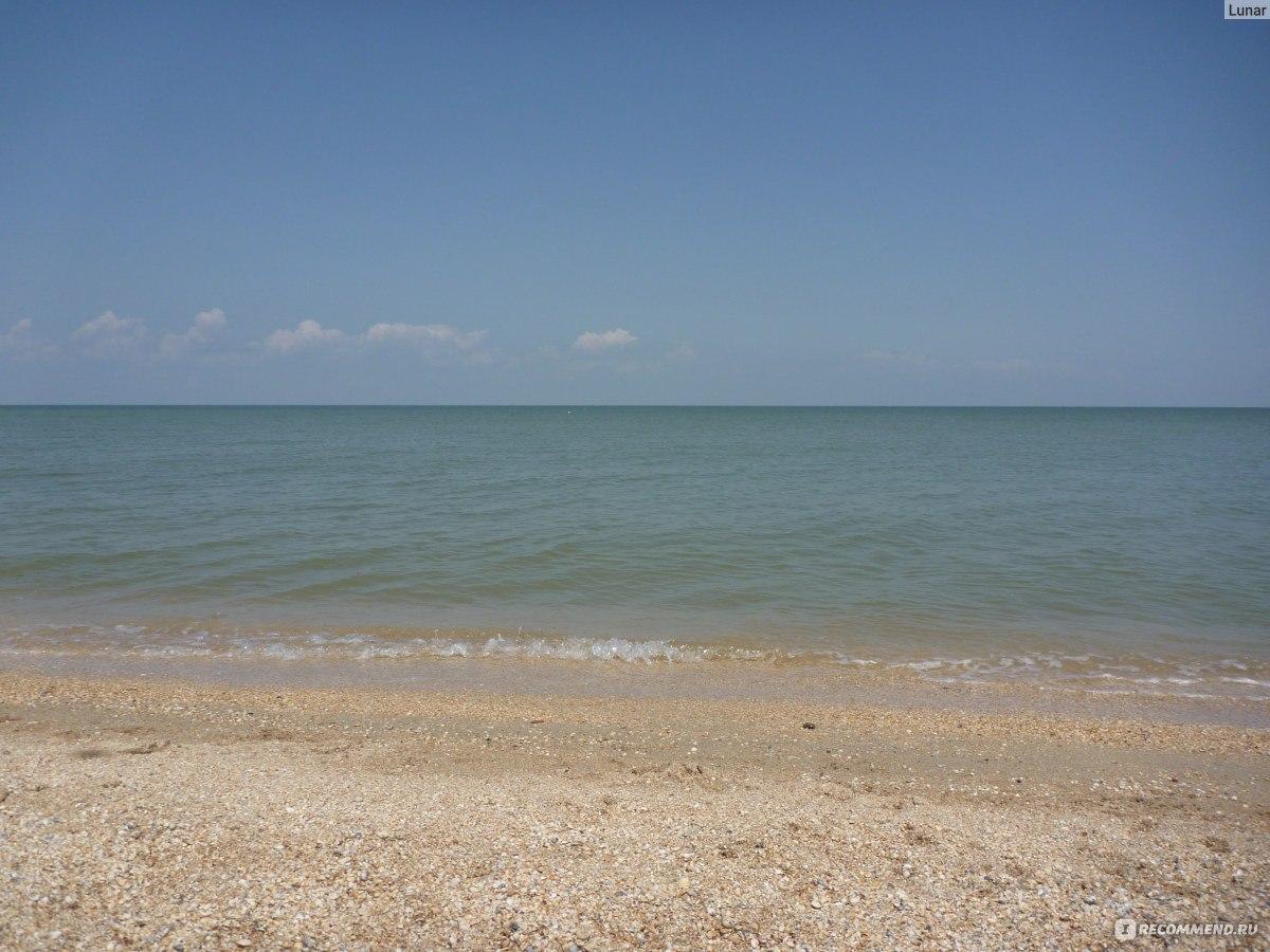 Все пляжи станицы Должанская и косы 90