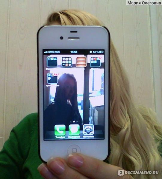 a4a741c0b5c2 Смартфон Apple iPhone 4 - «понты  это наверное говорят, те, у кого ...