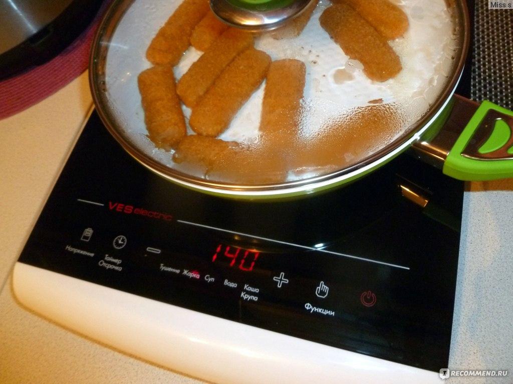 индукционная плита V-hp6 инструкция - фото 6