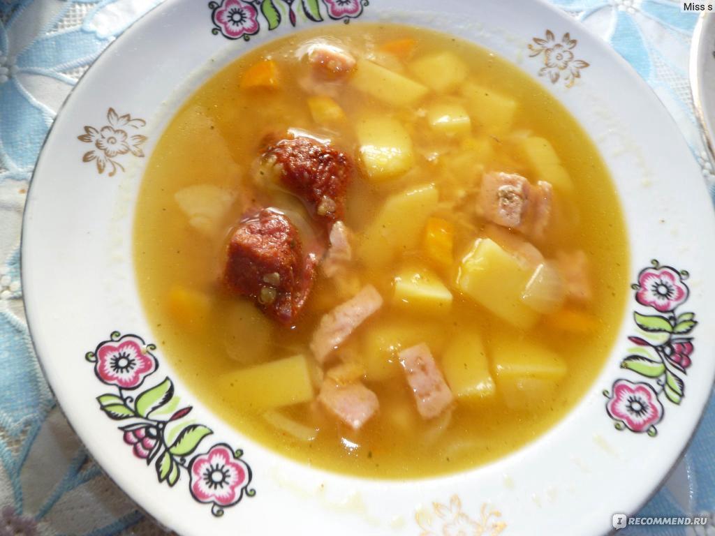 Гороховый суп в скороварке рецепты с фото пошагово