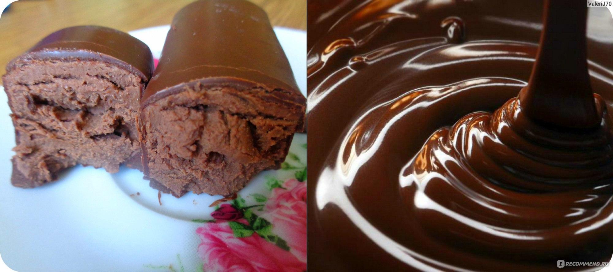 Глазированные творожные сырки в шоколаде в домашних 70