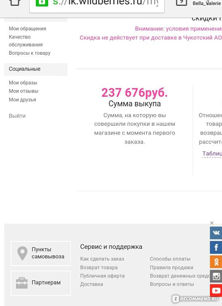 49e18ec0a668 Wildberries.ru - Интернет-магазин модной одежды и обуви - «Правдивый ...