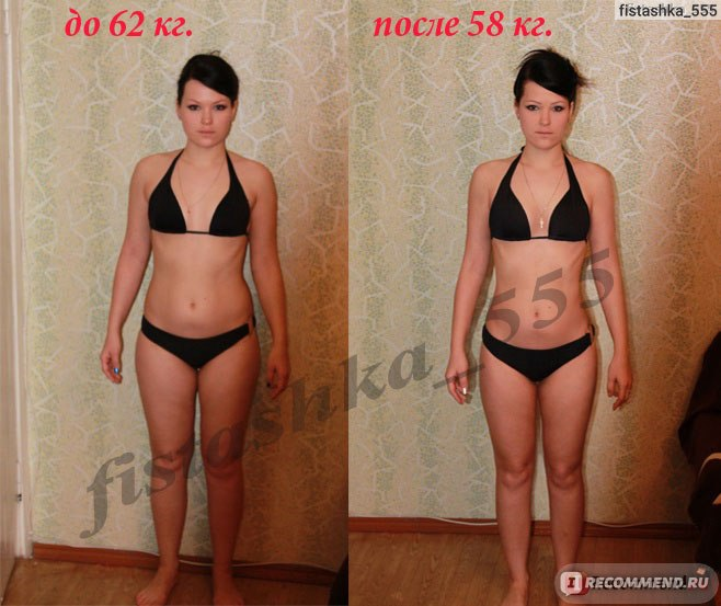 похудеть за месяц на 15 20 кг