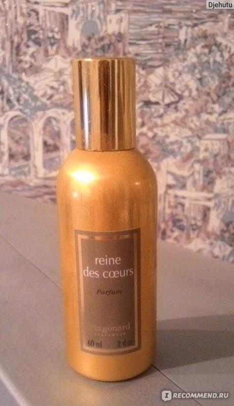 Fragonard Reine Des Coeurs королева сердец отзывы покупателей