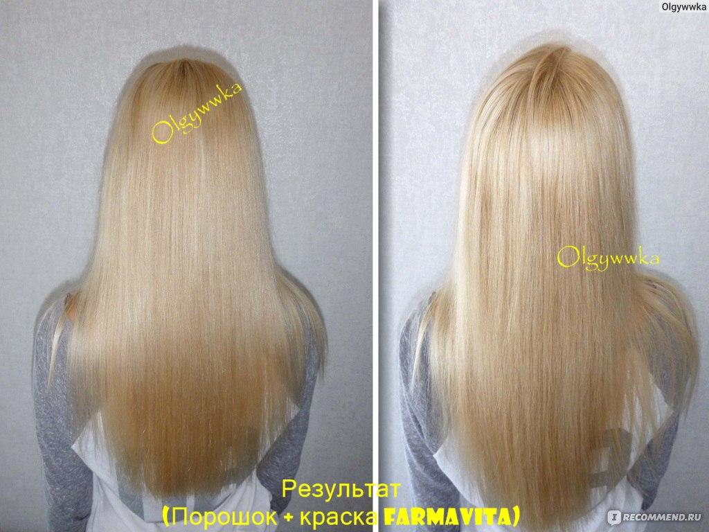 Фармавита Краска Для Волос Инструкция - фото 8