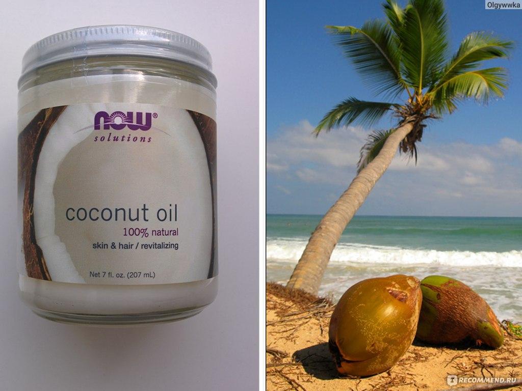 Маска для волос из глины и кокосового масла