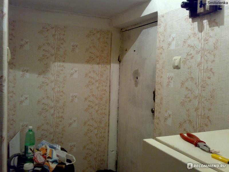 Отмыть квартиру после жильцов