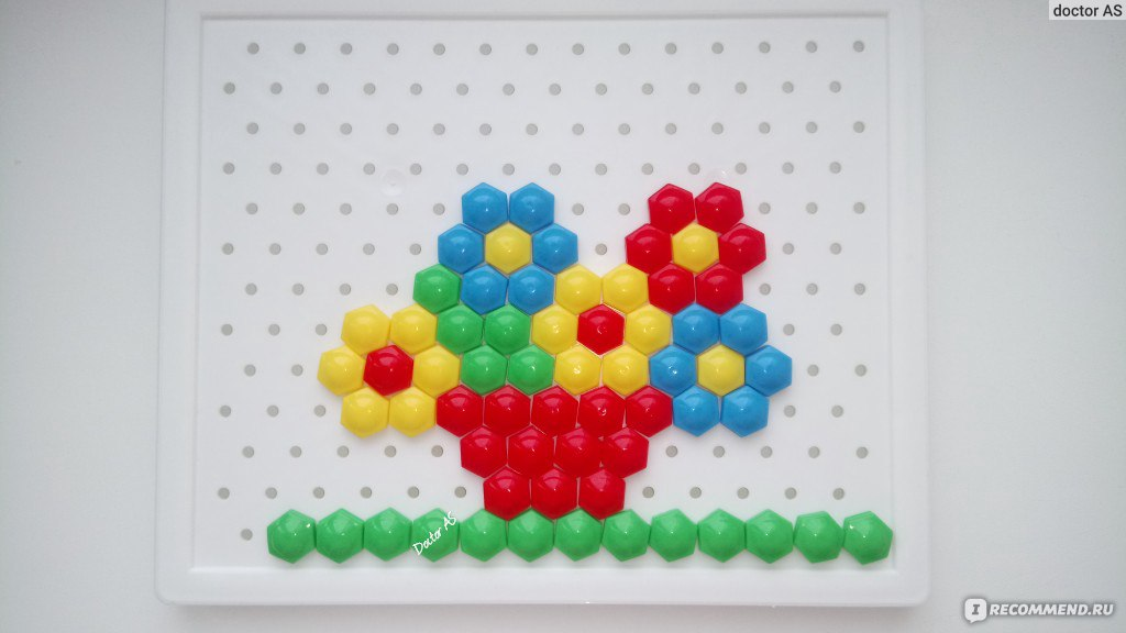 Пример картинок для мозаики стеллар