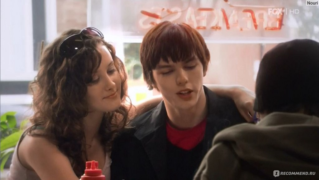Секс С Лариссой Уилсон – Молокососы (2007)