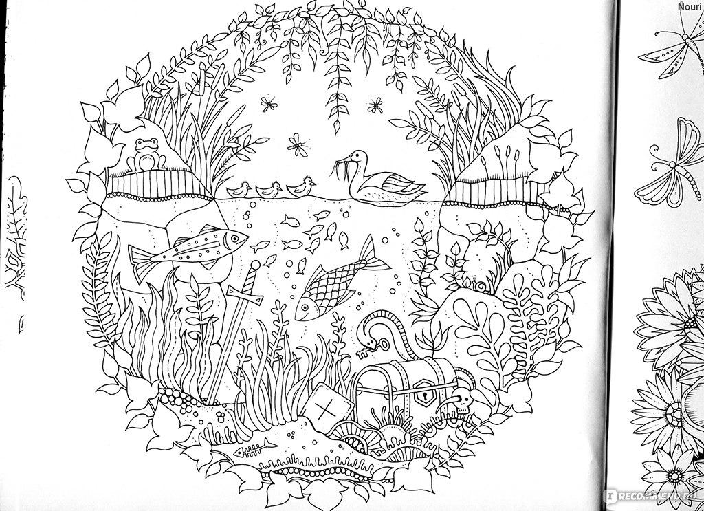 Заколдованный лес (Зачарований ліс) / Зачарованный лес ...