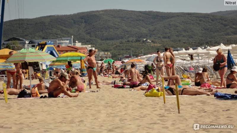 Нудисты в болгарии фото