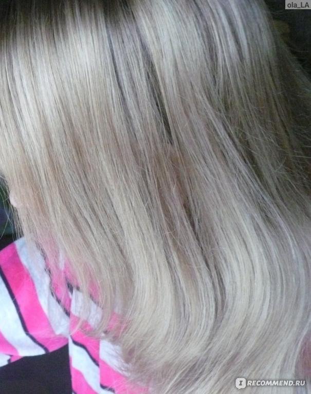 Русый цвет волос без желтизны