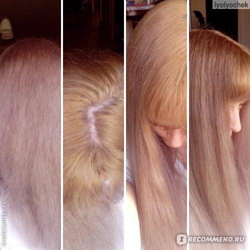 Как быстрей смыть тоник с волос в домашних условиях