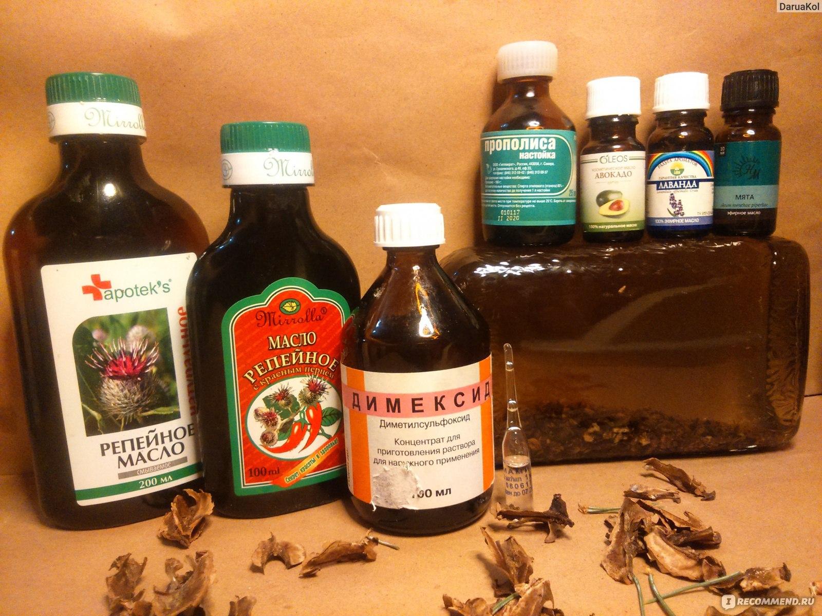 Касторовое масло для волос: 14 8