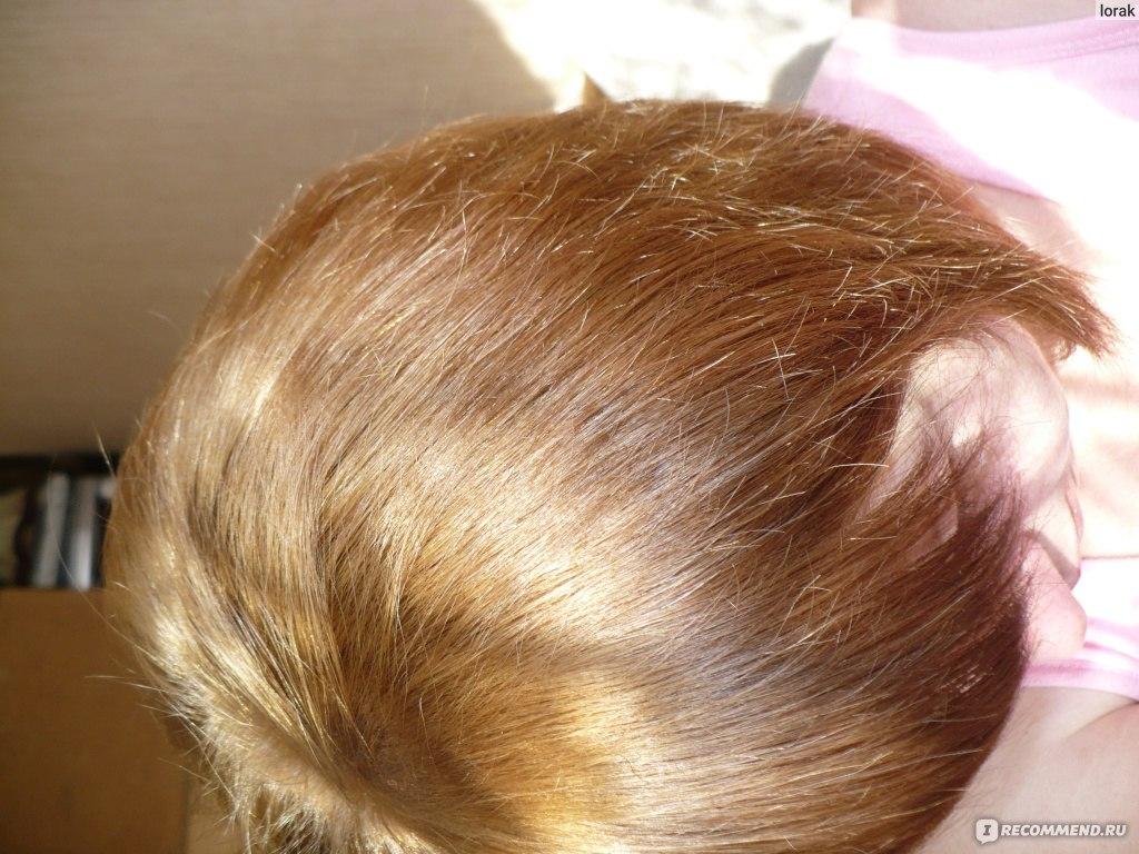 Золотисто пепельный цвет волос