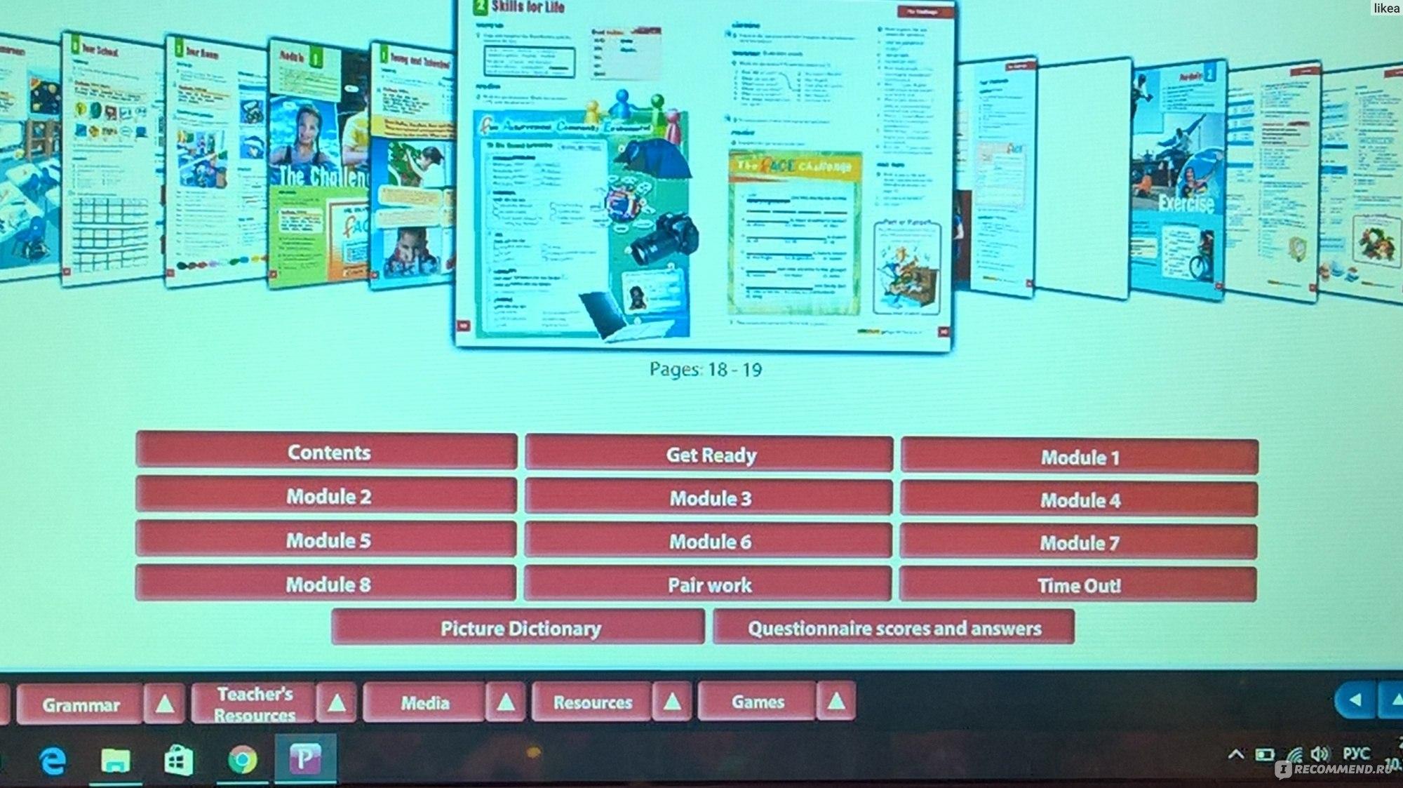 new challenges 2 workbook ответы гдз