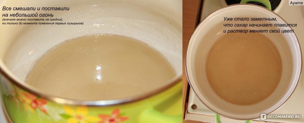 Паста шугаринг рецепт пошагово