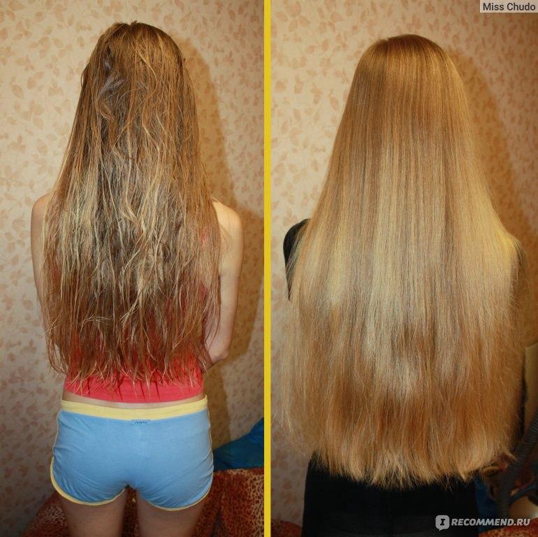 Масло для восстановления волос гуам