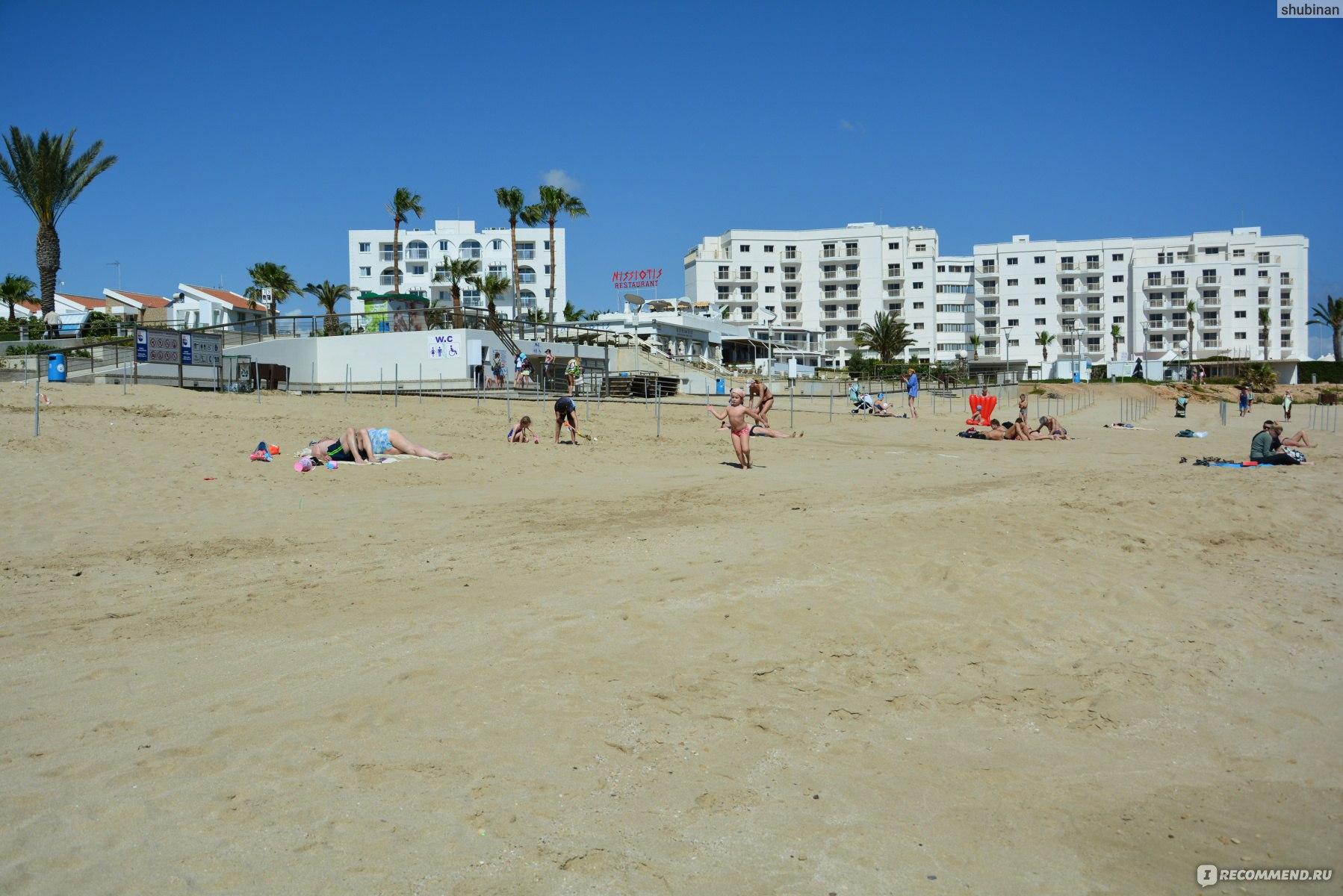 протарас пляж фламинго фото просто