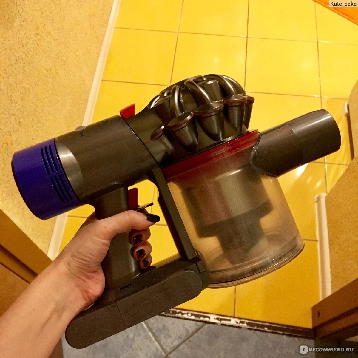 Лучший пылесос дайсон отзывы аккумулятор для пылесоса дайсон v6