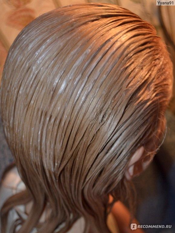 Краска для окрашивания волос в домашних условиях