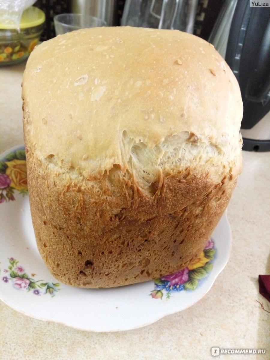 Готовый овсяный хлебушек на сыворотке получается весом около граммов.