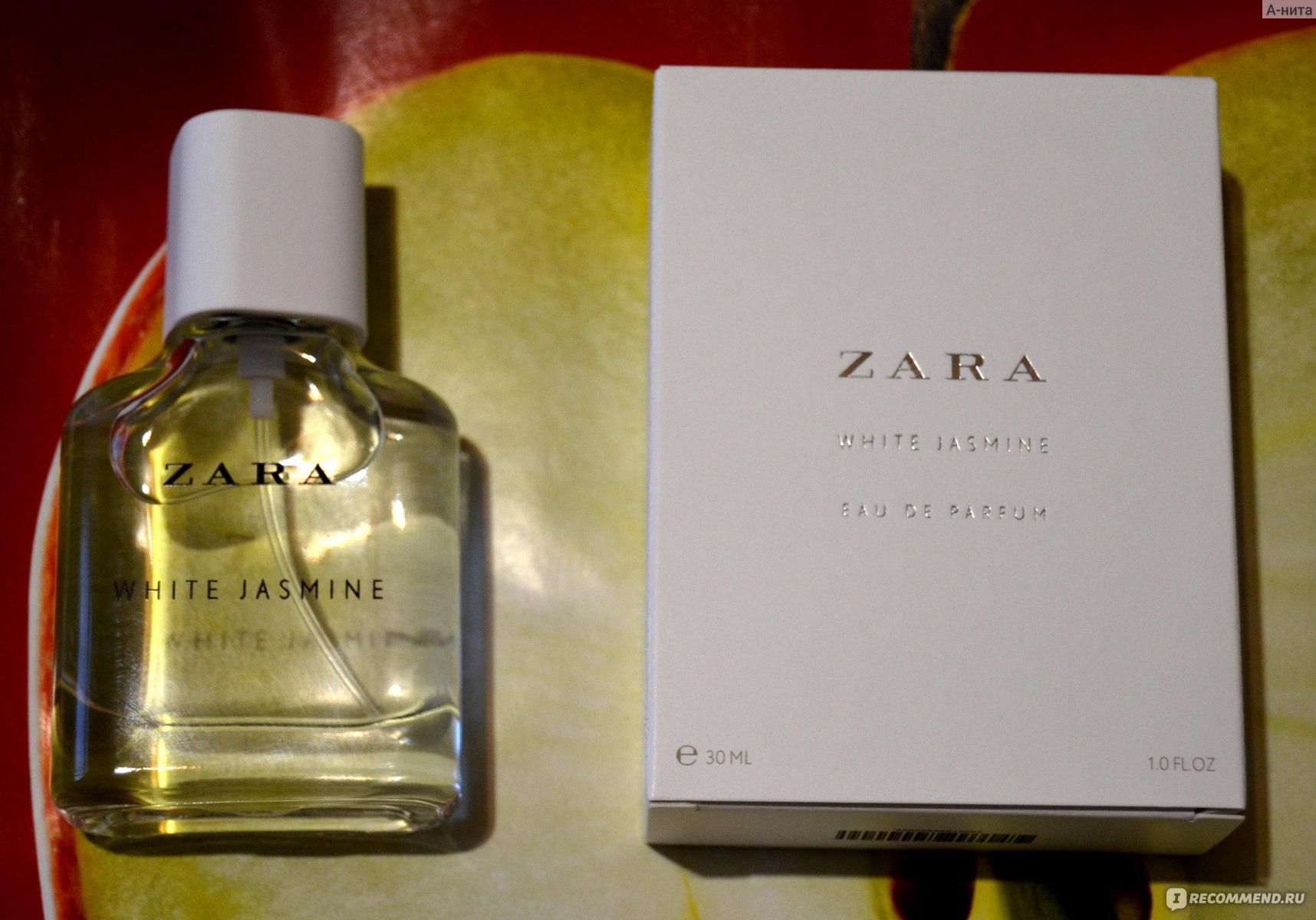 Zara White Jasmine сливочно пудровый жасмин отзывы покупателей