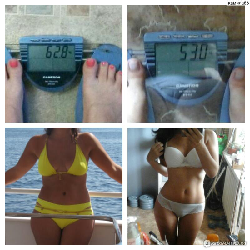 Похудеть в бедрах диета дома