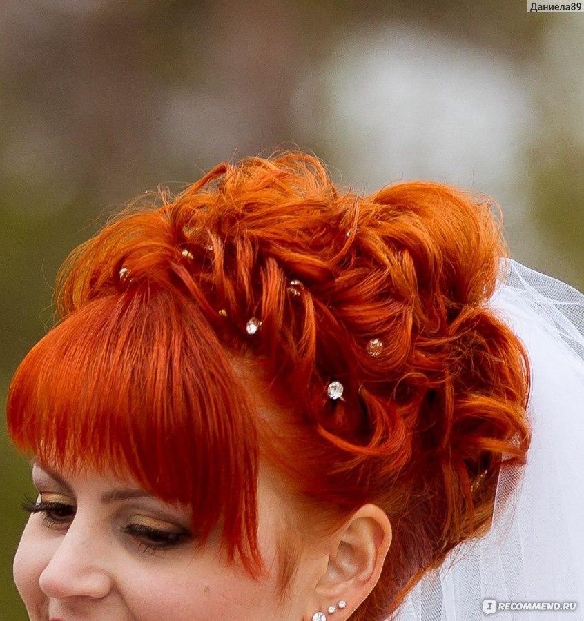Цвет паприка краска для волос