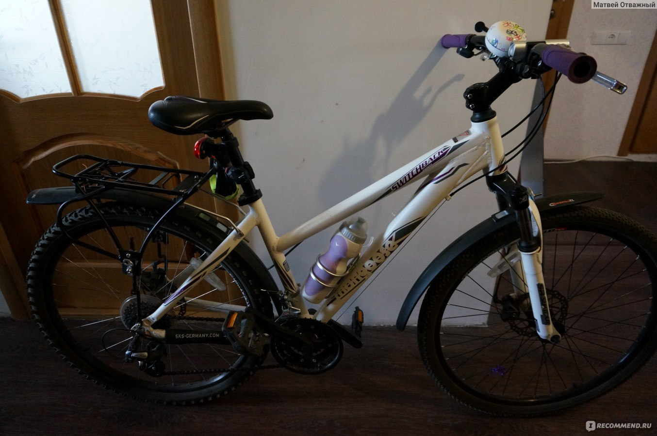 53311357949 Велосипед Mongoose Switchback Expert Womens - «Превосходный ...