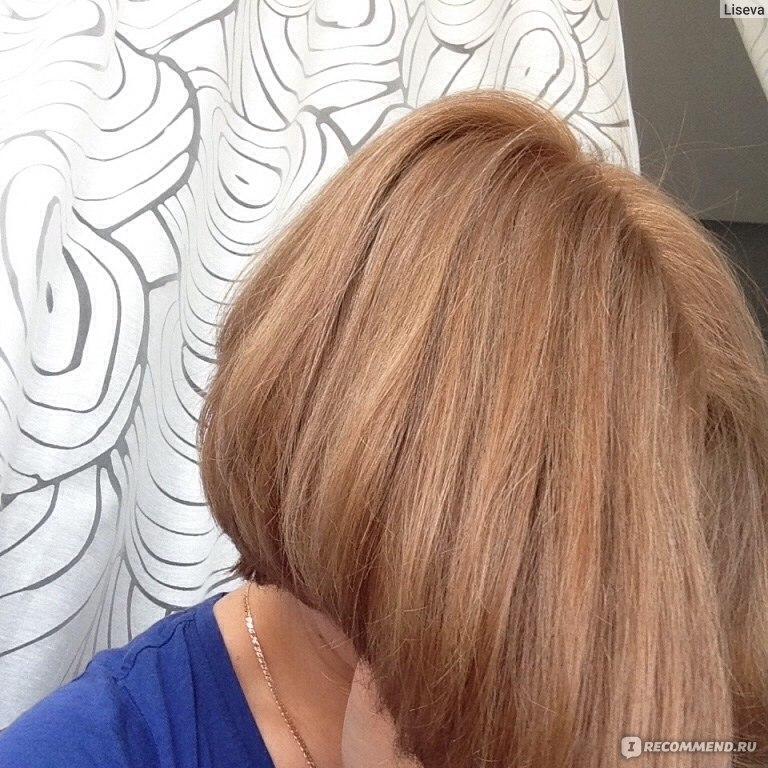 Цвет волос мистический блонд