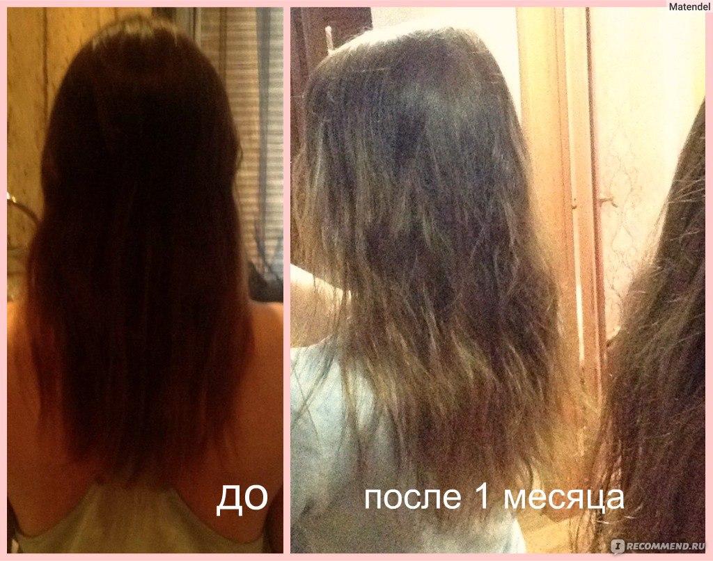 сколько держится хна на русых волосах