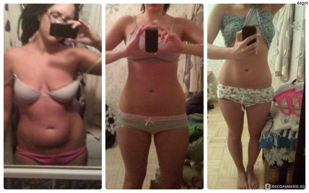 распорядок питания и тренировок для похудения