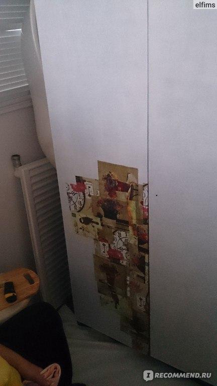 Декупаж — Реанимация старого шкафа с помощью техники декупаж несколько советов, как сэкономить на материалах, Отзывы покупателей 95