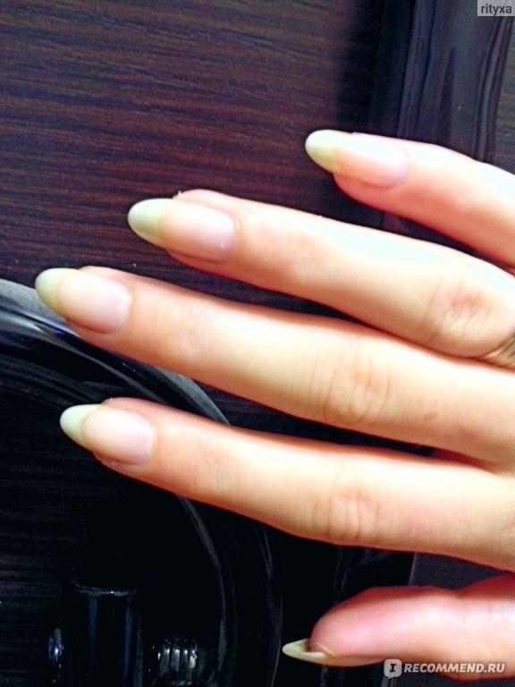 Как сделать квадратные не длинные ногти