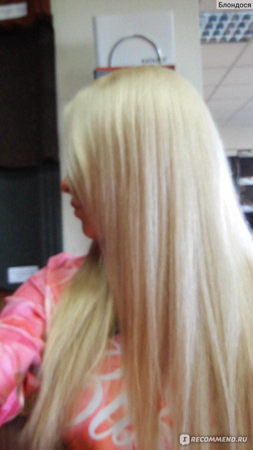 Тонировка обесцвеченных волос отзывы