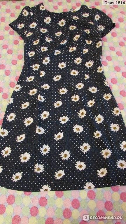ec159ffa116 Платье летнее BEFREE Артикул BE031EWDUY02 - «Неплохое легкое платье ...
