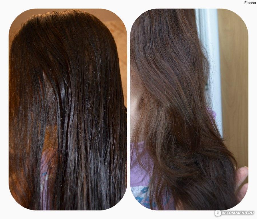 Цвет мокрой пыли волосы