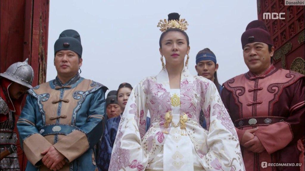 Императрица Ки / Empress Ki [2 13] - Смотреть On-Line