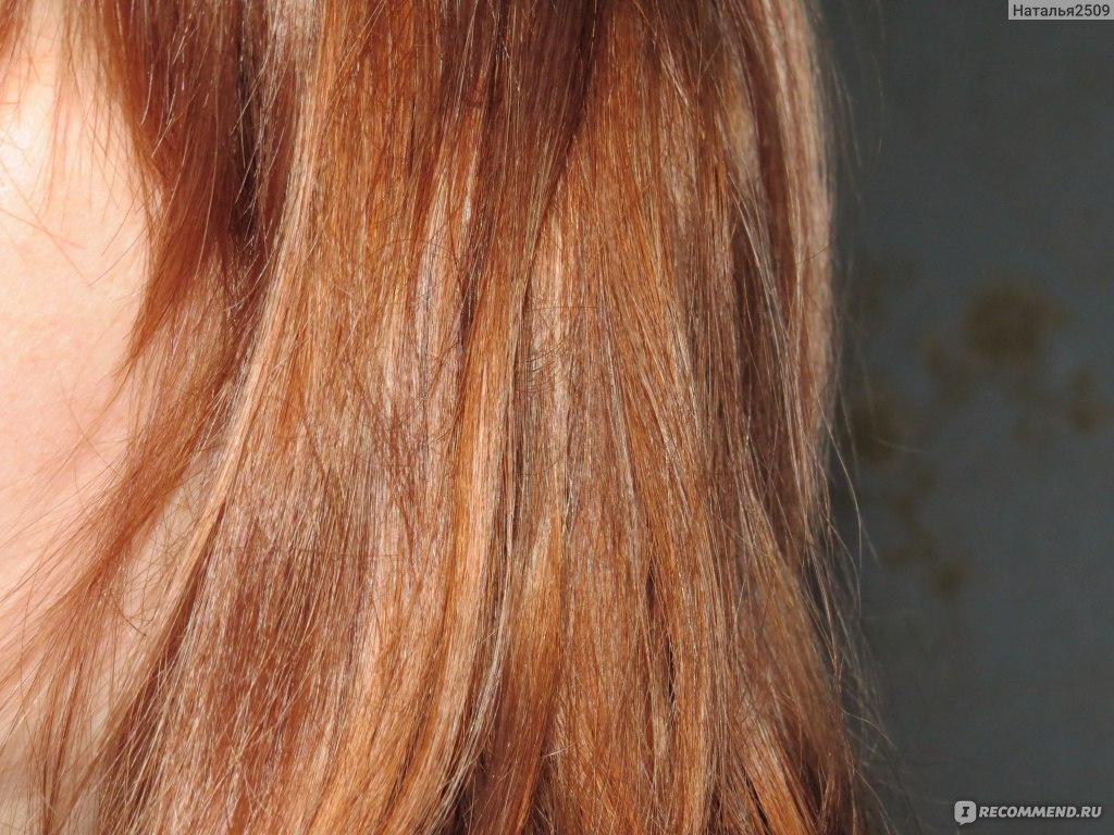 Как сделать волос темно русыми