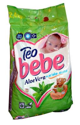 Детский стиральный порошок teo bebe отзывы