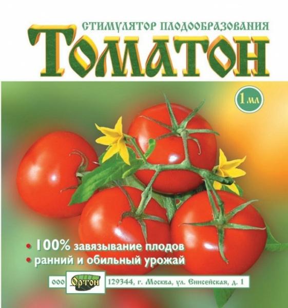 томатон р инструкция