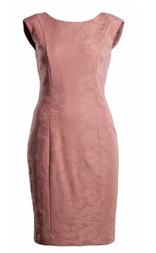 Платье розовое incity